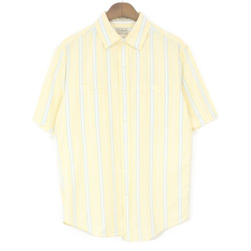 L.L Bean Linen & Cotton Shirts