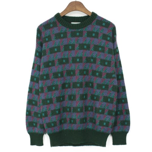 90's United Colors Of Benetton Wool Sweater