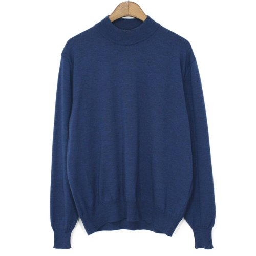 Ferrante Wool Mock Neck Sweater