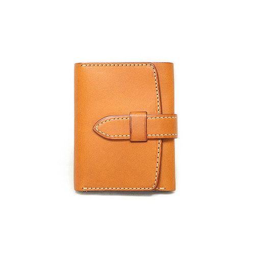 Sam's Warehouse Crafted by Raygoods - 1900's Trifold Wallet [Minerva, Tan]