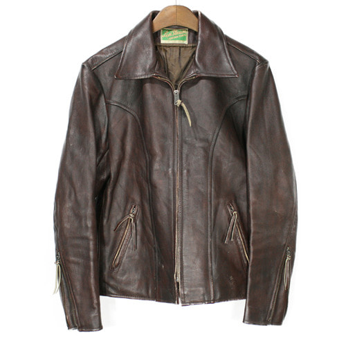 Levi's Vintage Clothing Cowhide Leather Jacket