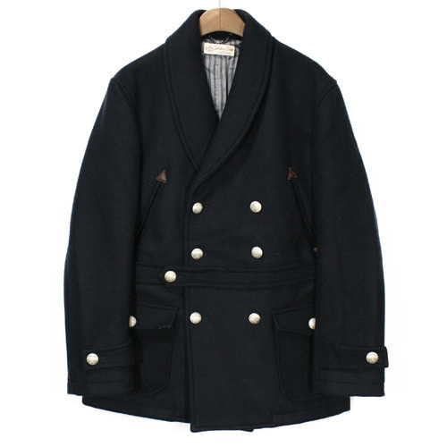 Ships & Dico Wool Double Jacket