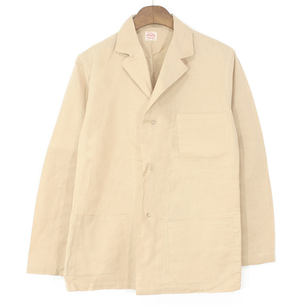 [Women] 60's National Linen Service Linen Jacket