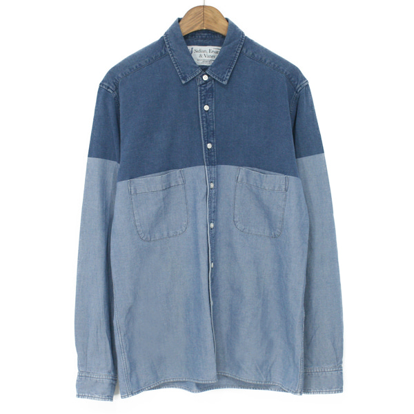 Sidian Ersatz & Vanes Denim Shirts