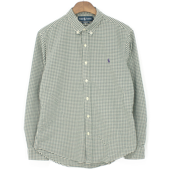 [Women] Polo Ralph Lauren Cotton Check Shirts
