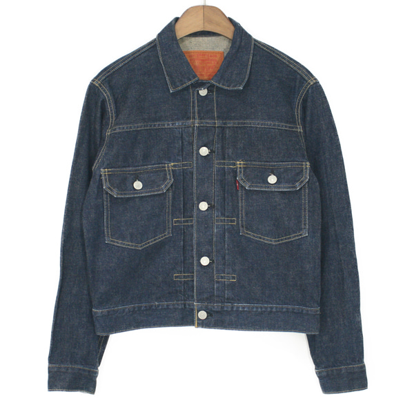 90's Levi's Japan Big E 2nd Denim Jacket
