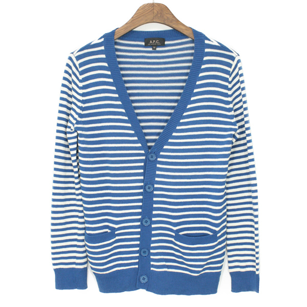 [Women] A.P.C Cotton Knit Cardigan