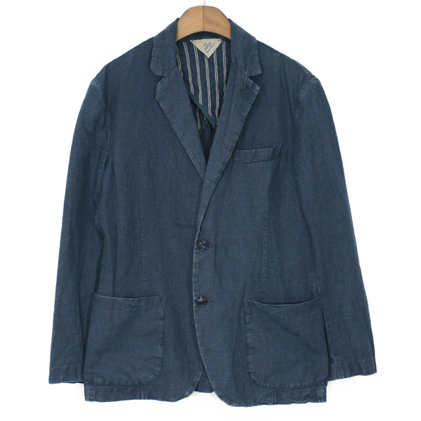 my MYTHS Linen 2 Button Jacket