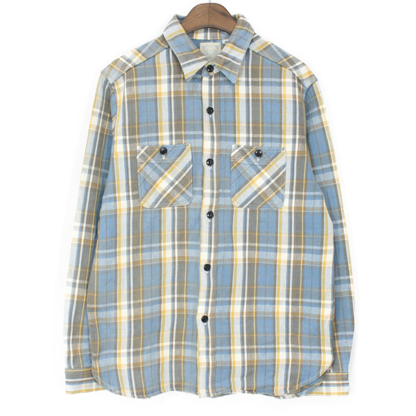 Houston Heavy Flannel Shirts