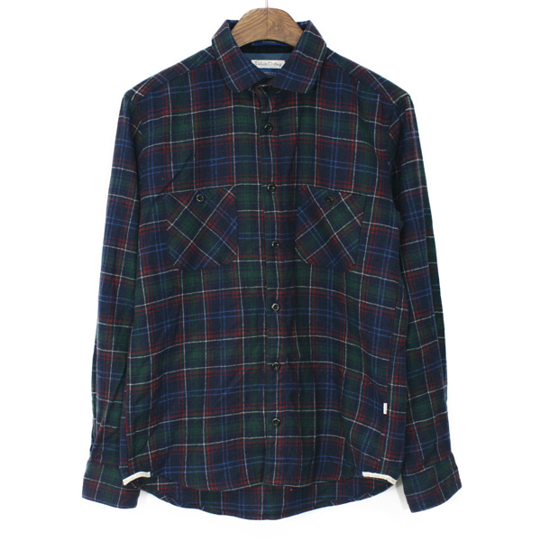 Deluxe Clothing X Pendleton Wool Check Shirts