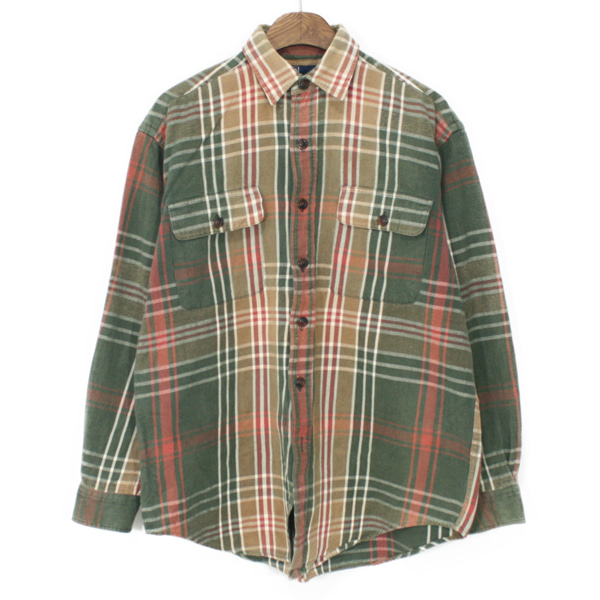 90's Polo Ralph Lauren 'Whitfield' Flannel Check Shirts