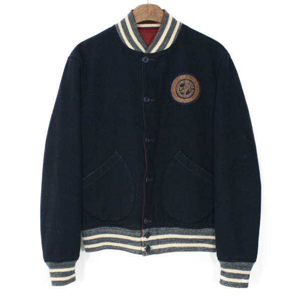 Polo Ralph Lauren Reversible Baseball Jacket