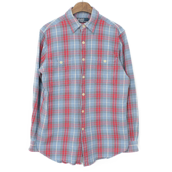 Polo Ralph Lauren Heavy Flannel Check Shirts
