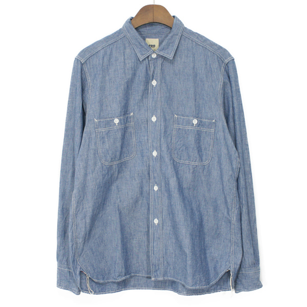 FOB Factory Chambray Work Shirts