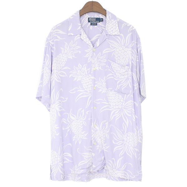 Polo Ralph Lauren 'Clayton' Rayon Hawaiian Shirts