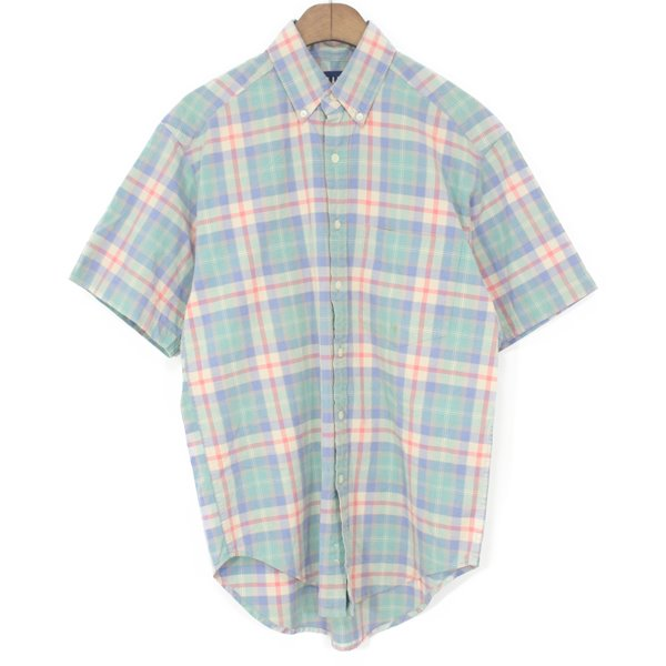 90's GAP Cotton Check Shirts