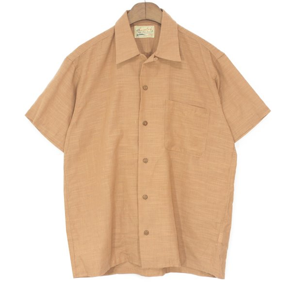 Sun and Surf by Sugar Cane Open Collar Shirts