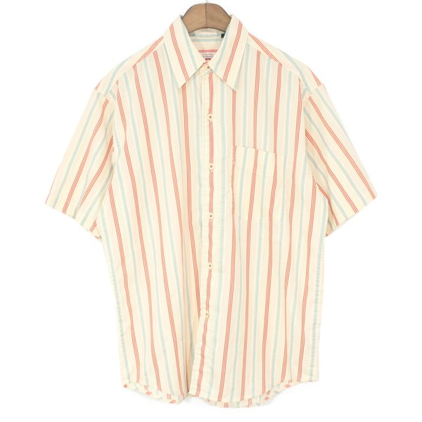 90's Levi's Cotton Stripe Shirts