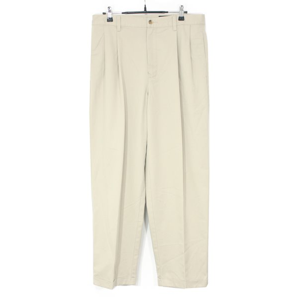00's Eddie Bauer Two Tuck Chino Pants