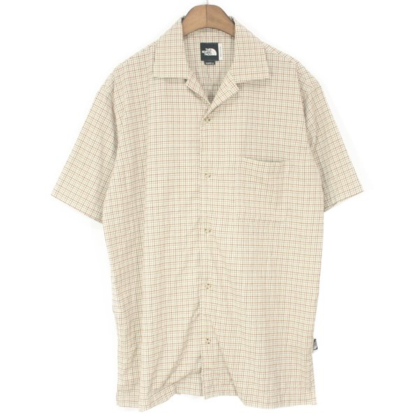 The North Face Open Collar Check Shirts
