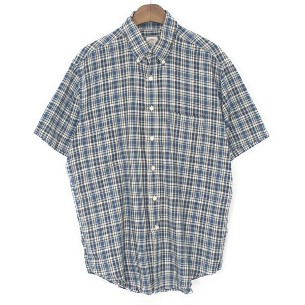 Brooks Brothers India Cotton Check Shirts