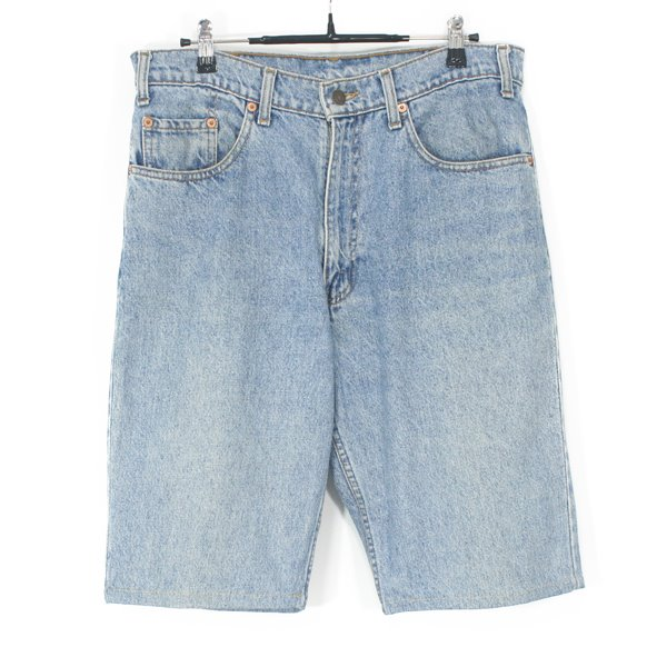 90's Levi's 616-0217 Custom Denim Shorts