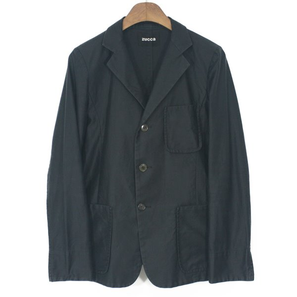 [Women] Zucca Cotton 3 Button Jacket