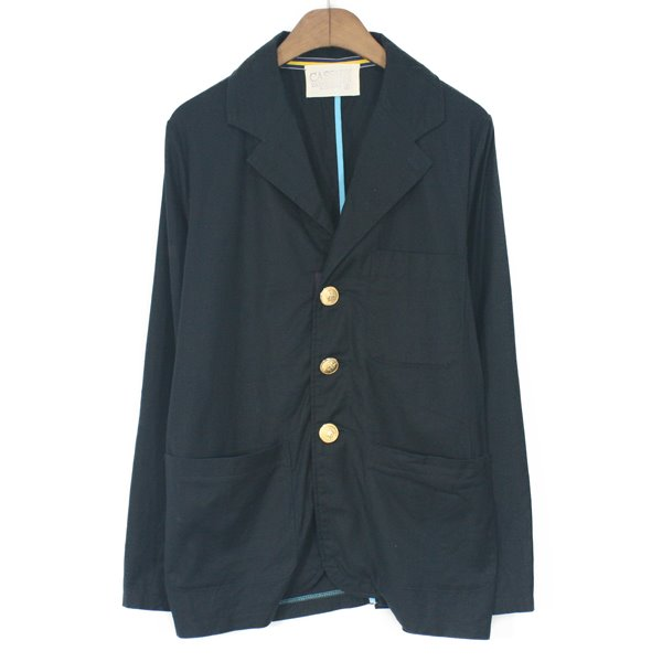 Cassidy Home Grown Cotton 3 Button Jacket