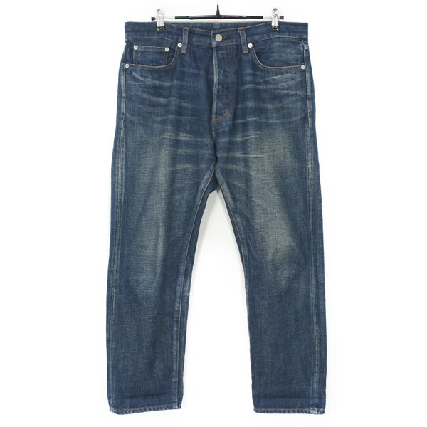 Ordinary Fits Washing Selvedge Jeans