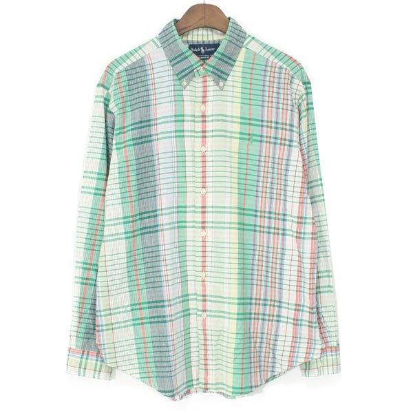 Polo Ralph Lauren Madras Check Shirts