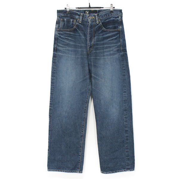 FAT Washing Selvedge Jeans
