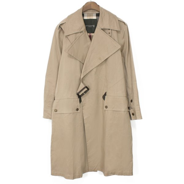 Mackintosh Hard Linen British Army Trench Coat