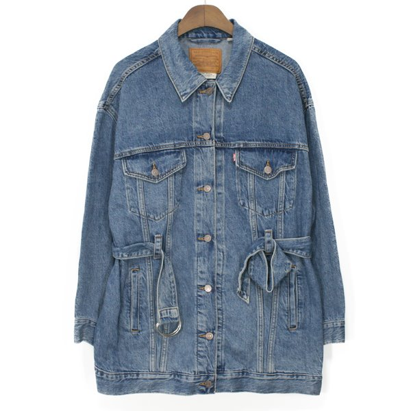 [Woman] Levi's Premium Denim Safari Jacket