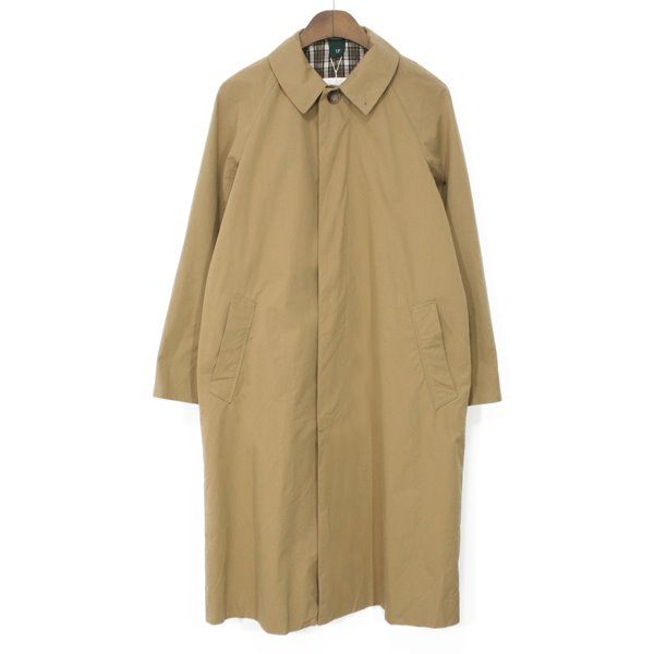 [New,Woman] fig London Raglan Single Coat