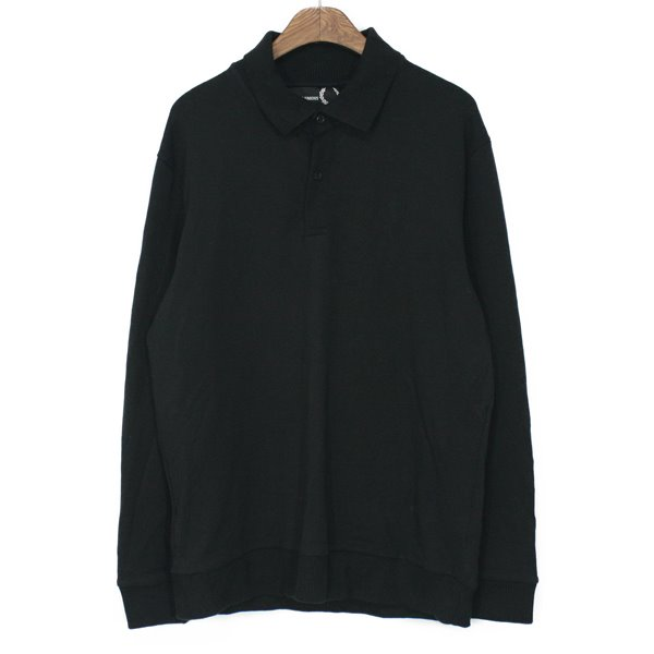 Raf Simons X Fred Perry Collar Neck Sweatshirt