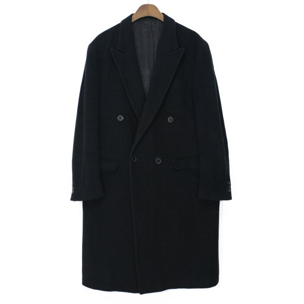 80's Daniel Hechter Paris Cashmere Double Coat