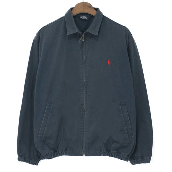 90's Polo Ralph Lauren Cotton Blouson Jacket