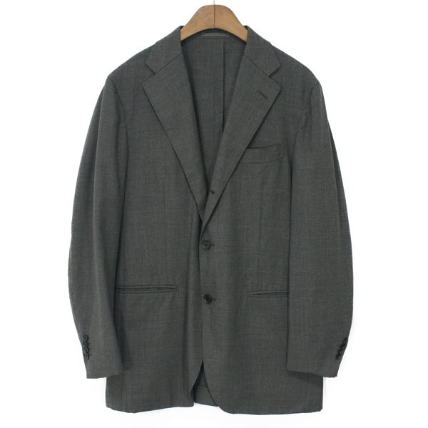 Sovereign by United Arrows Light Wool 3 Button Jacket