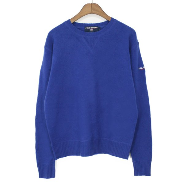 Polo Sport Lambswool Sweater