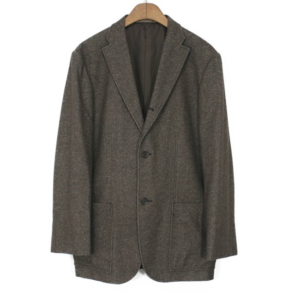 Alexander Julian Campolmi Fabric 3 Button Jacket