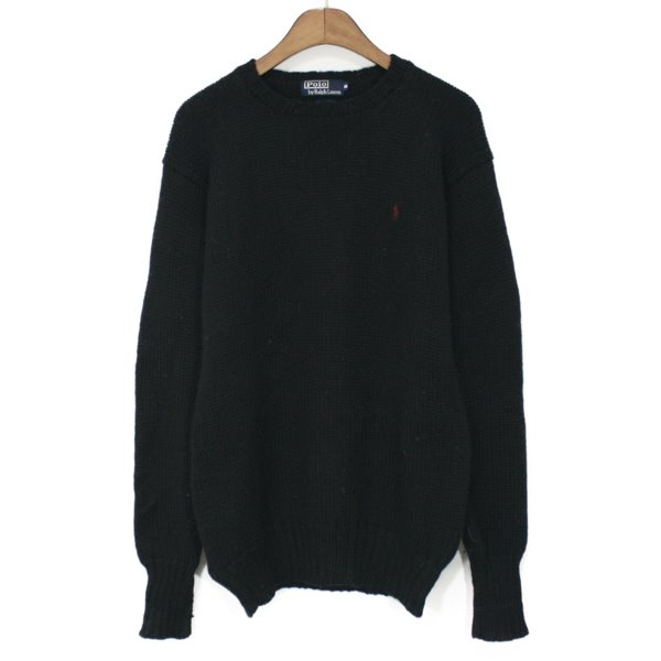 90's Polo Ralph Lauren Heavy Wool Sweater
