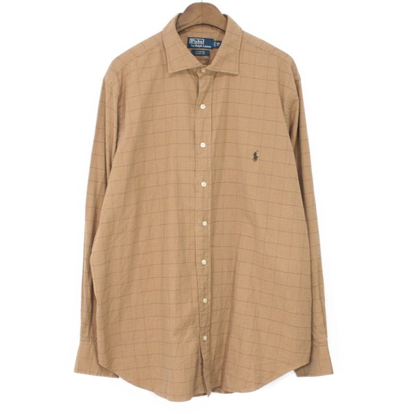 Polo Ralph Lauren 'Stanton' Flannel Check Shirts