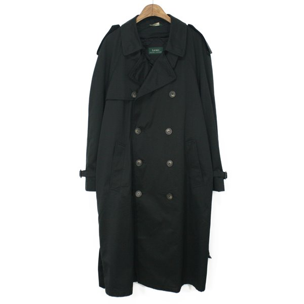 Lauren Ralph Lauren Cotton Trench Coat