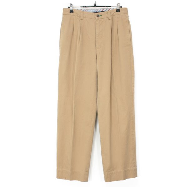 00's Tommy Hilfiger Two Tuck Chino Pants