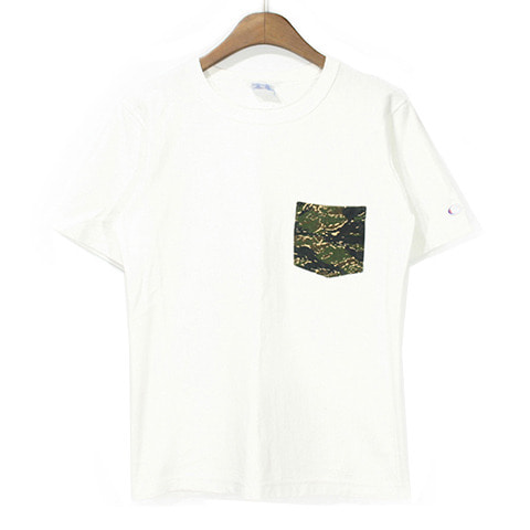 Champion Reverse Weave Pocket Tee