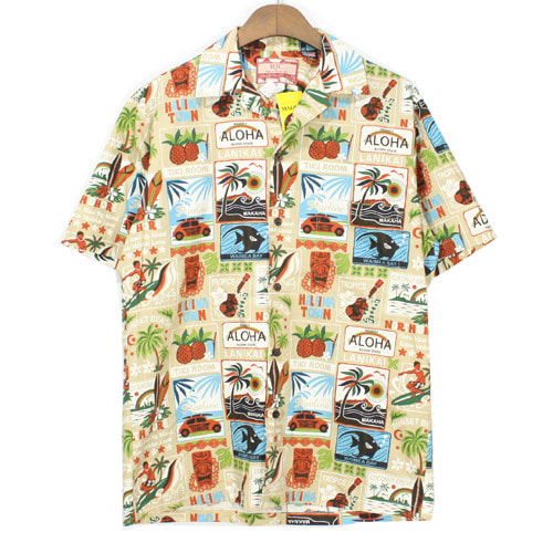 [New] RJC Cotton Hawaiian Shirts