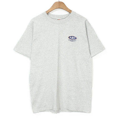 Fruit of the Loom ABC Sportswear Logo Tee